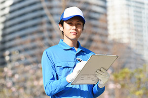 生前整理:作業完了報告書の発行とご精算