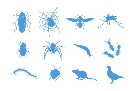 主な害虫・害獣