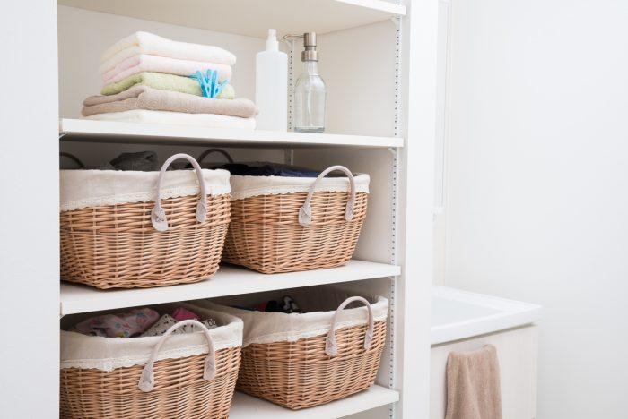 上手な収納方法を伝授!収納しやすい空間づくりでゴミ屋敷にさよなら