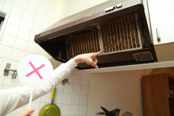 換気扇を掃除しないとどうなるの?換気扇が汚れる理由も押さえよう