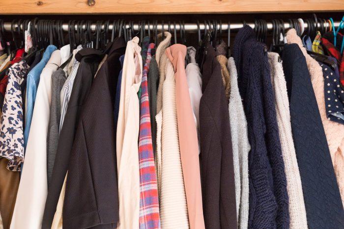 衣服の上手な片付け方&仕分け方のコツが知りたい!