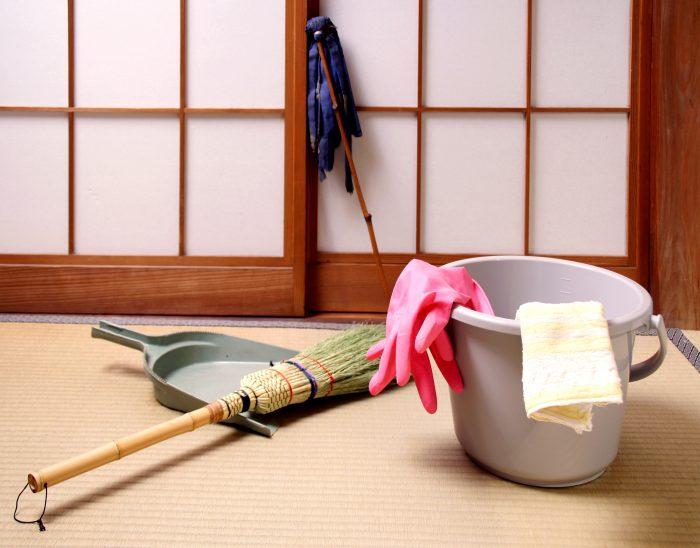 和室掃除の基本的な流れを知っておこう