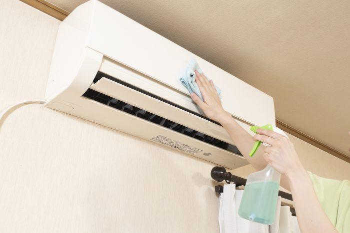 エアコンを自分で掃除しよう!~準備編~