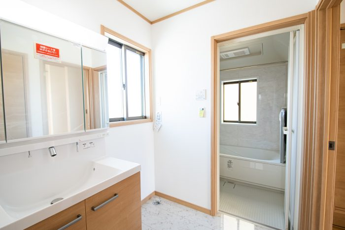 汚れ防止対策<お風呂・洗面所・トイレ>
