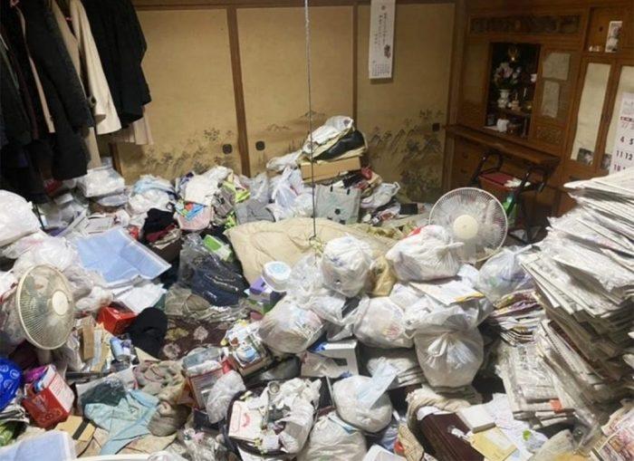 千葉県佐倉市・一般家庭・ゴミ屋敷清掃+簡易清掃のご依頼を頂きました!