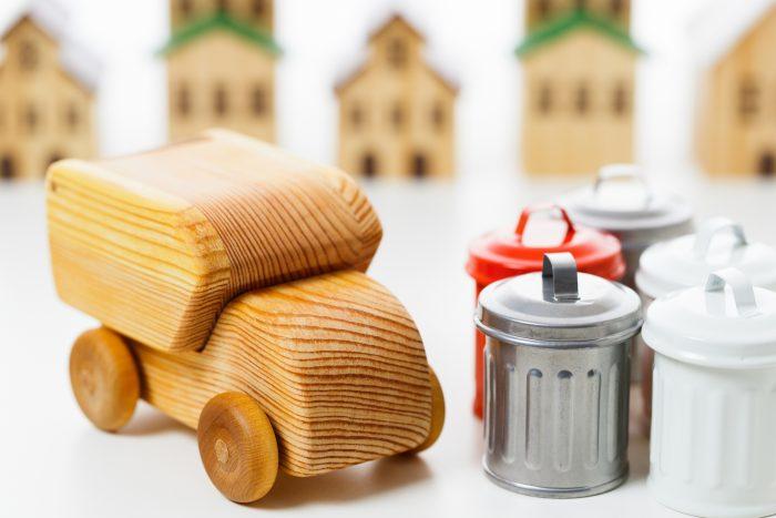 冷蔵庫やベッドなど処分に困ってしまう不用品を片づける方法